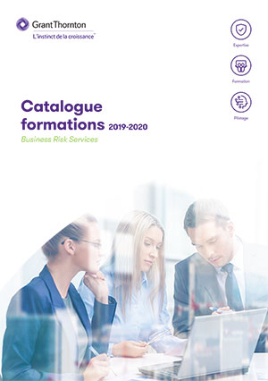 Catalogue Formations Risk Management 2019-2020