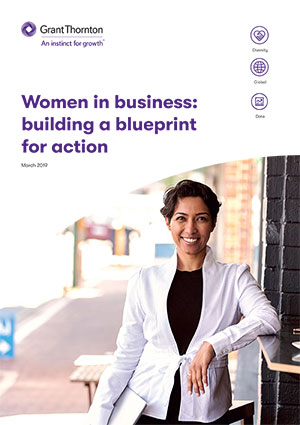 Women in business: building a blueprint for action