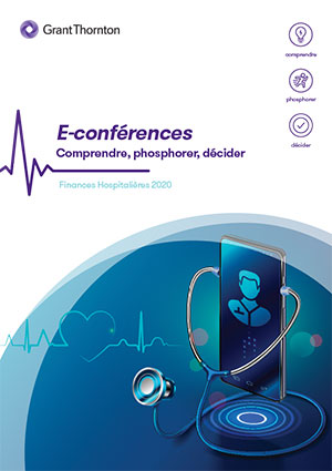 Grant Thornton E-conferences hospitalières Eve Parier