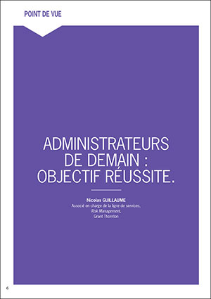 Grant Thornton France ADMINISTRATEUR DE DEMAIN