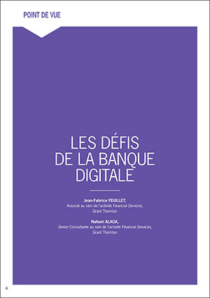 Grant Thornton France DEFIS BANQUE DIGITALE