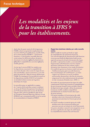 Grant Thornton France IFRS-9