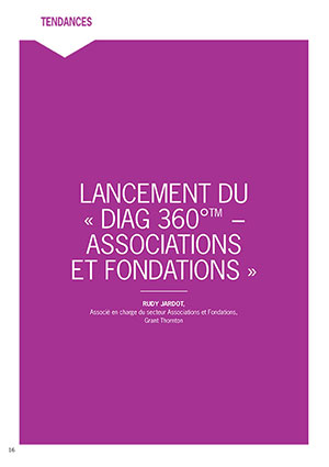Grant Thornton France Secteur Associations et Fondations